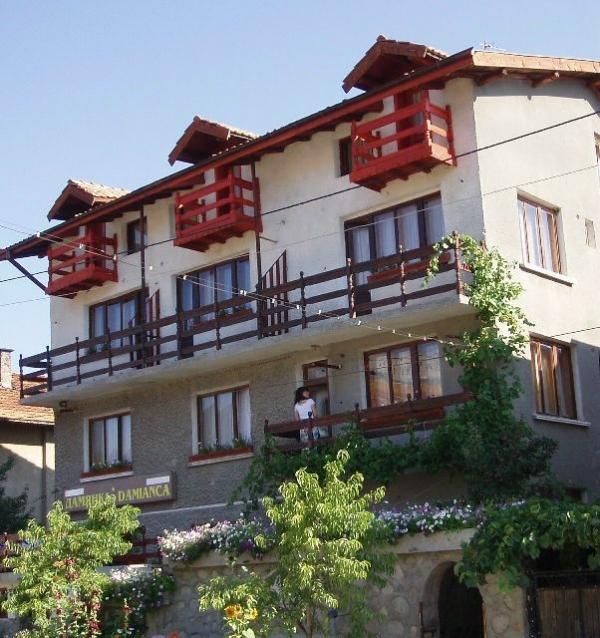 Guest house Damianka Bansko