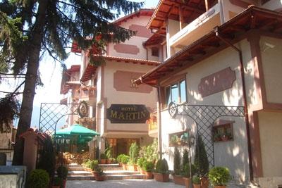 Hotel Martin Bansko