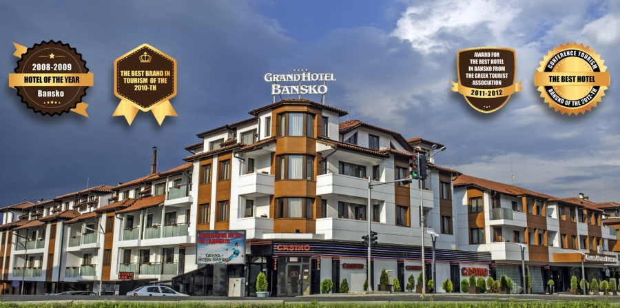 Grand Hotel Bansko and SPA
