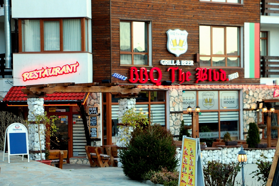 Grill, Beer and BBQ The BLVD Bansko